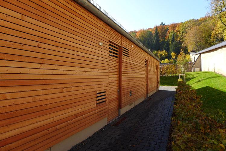 Lüftungsanlage Wärmerückgewinnung Stiftung Warentest ~ Orangerie im Kloster Eberbach Fabritius Architekten Frankfurt am Main